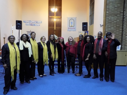"UTN Community Choir ""Jam 4 Jesus"""